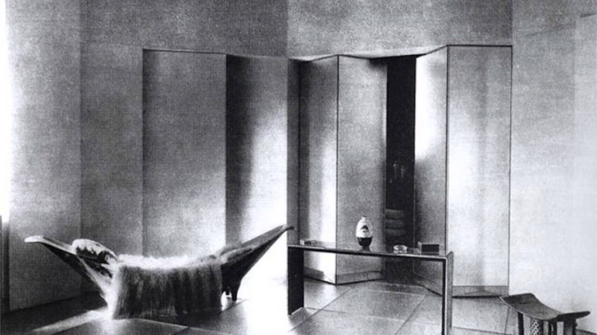 tn2 magazine review the eileen grey exhibition. Black Bedroom Furniture Sets. Home Design Ideas