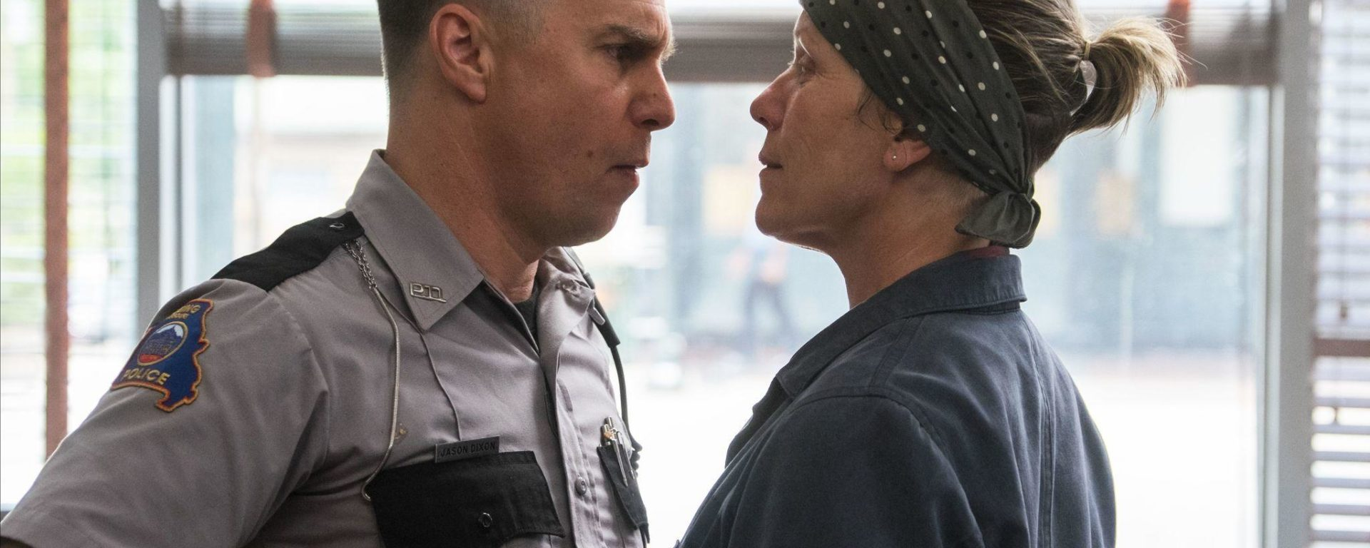 Three Billboards Outside Ebbing Missouri Less Than The Sum Of Its Parts There Is Something Faintly Indulgent About It As If Rather Singling Out A