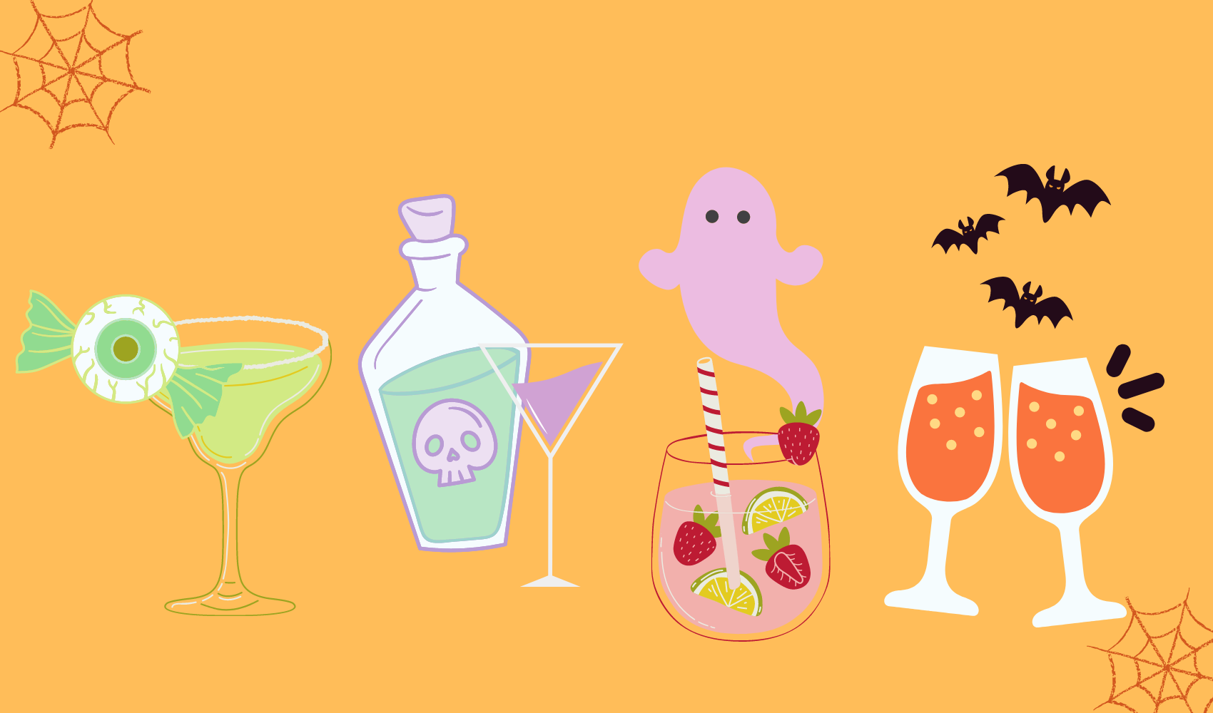 Name Your Poison Tn2 S Guide To Halloween Drinks Tn2 Magazine